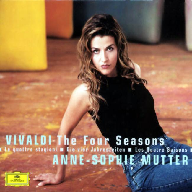 Vivaldi: The Four Seasons; Tartini/mutter, Trondheim