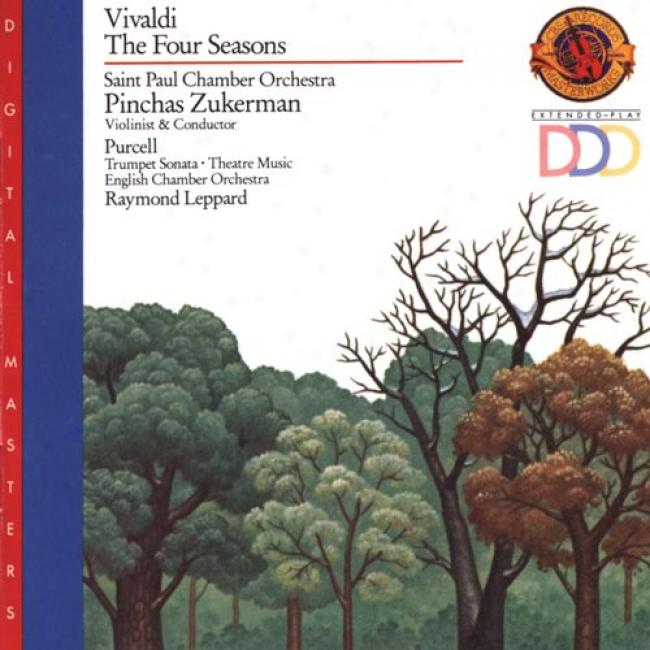 Vivaldi: The Four Seasons/purcell: Sonata For Trumpet And Strings In D
