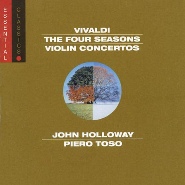 Vivaldi: The Four Seasons/violin Concertos (remaster)