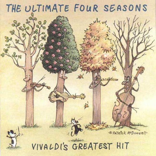 Vivaldi's Greatest Hit: The Ultimate Four Seasons