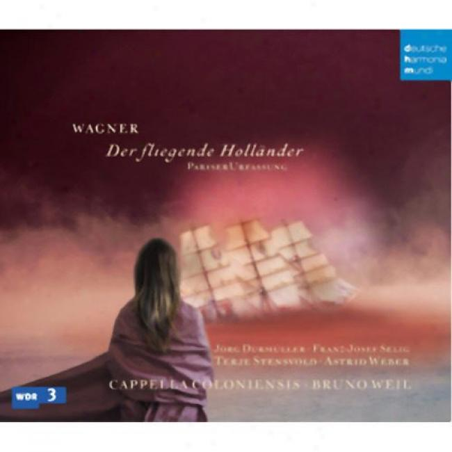 Wagner: Der Fliegende Hollanser (2 Disc B0x Set)