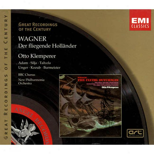 Wagner: Der Fliegende Hollander (2cd) (cd Slipcase) (remaster)
