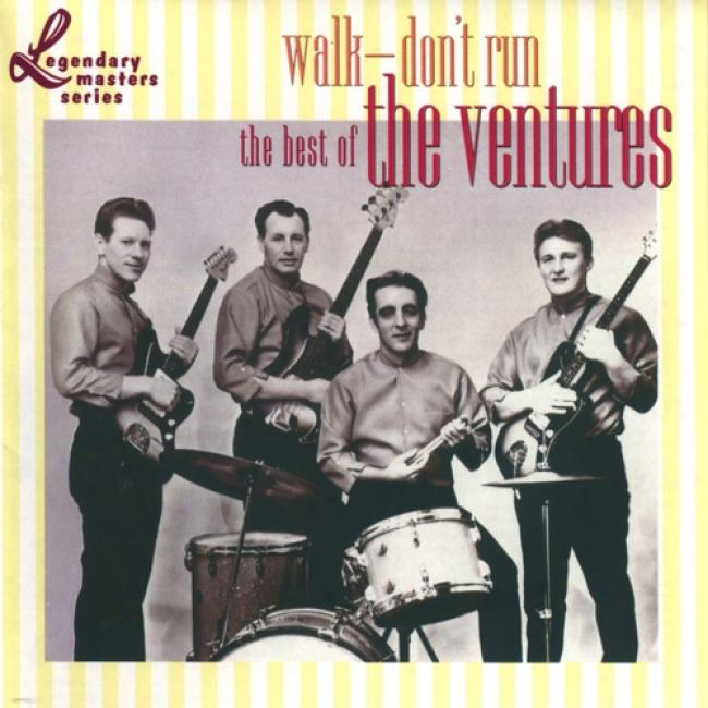Walk Don't Run: The Beat Of The Ventures (remaster)