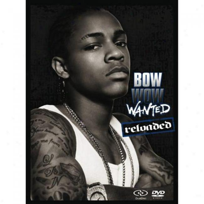 Wanted Reloaded (dualdisc) (includes Dvd) (digi-;ak)