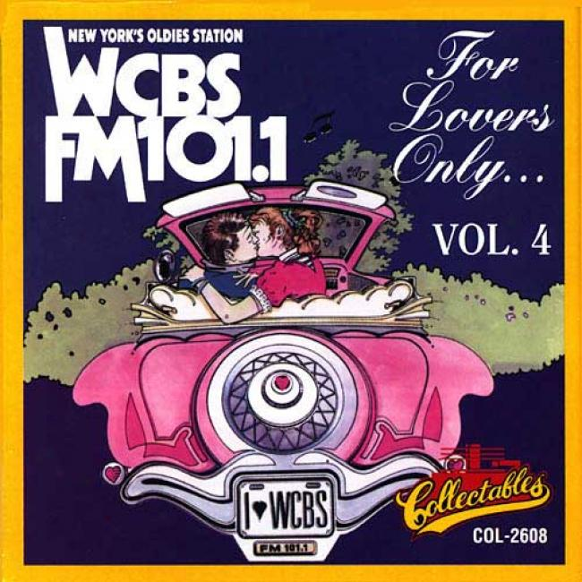 Wcbs Fm 101:: History Of Rock - For Lovers Merely Vol.4