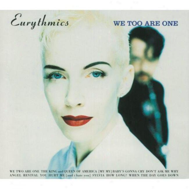 We Too Are One (special Edition) (digi-pak) (remaster)