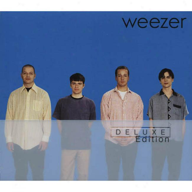 Weezer (deluxe Edition) (2cd) (digi-pak) (fd Slipcase) (remaster)