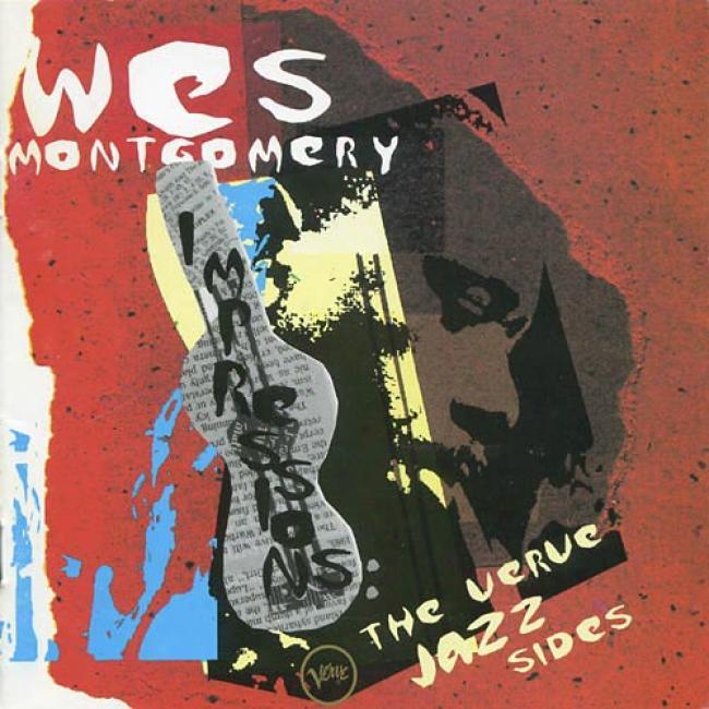 Wes Montomery: Verve Jazz Sides - Impreszioms