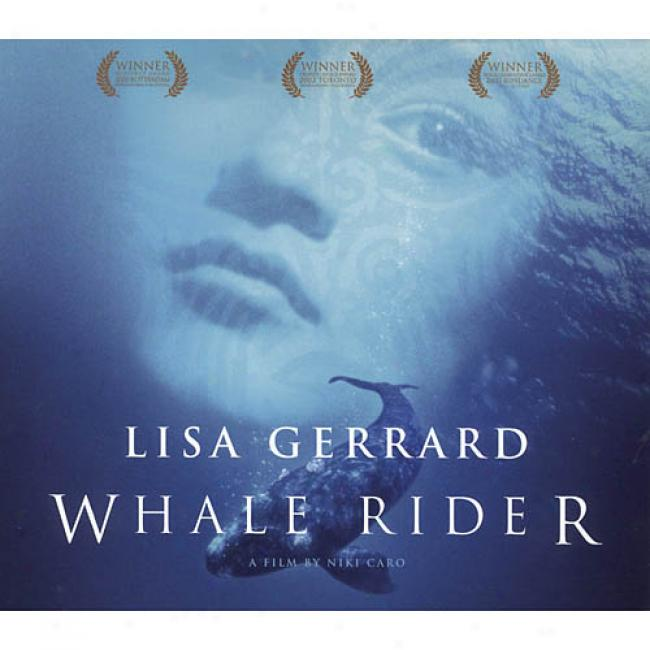 Whale Rider Siundtrack (digi-pak) (cd Slipcase)