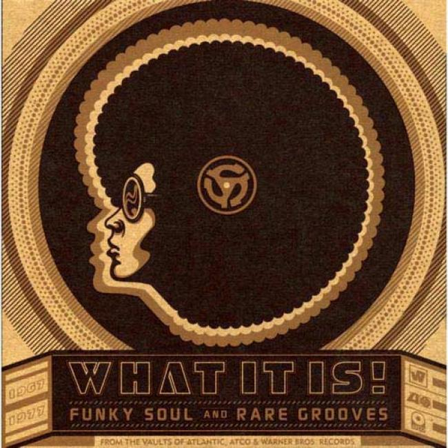 What It Is!: Funky Soul And Rare Grooves 1967-1977 (4 Disc Box Set)