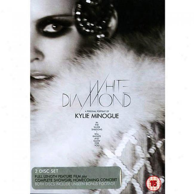 White Diamond/showgirl Homecoming Tour (2 Discs Music Dvr) (amaray Case)