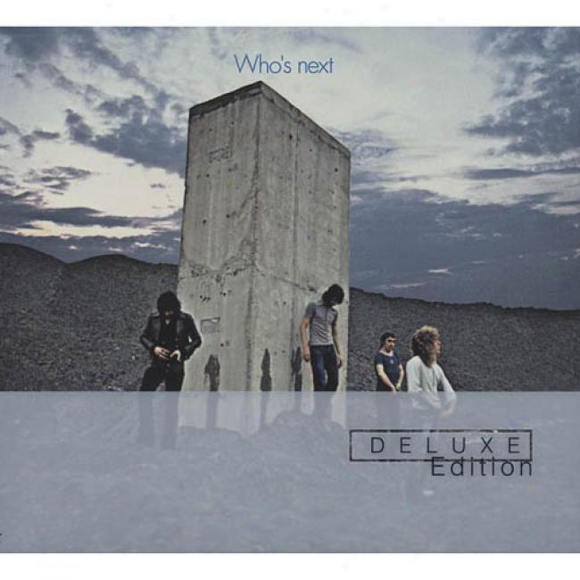 Who's Next (deluxe Edition) (2cd) (digi-pak) (cd Slipcase) (remaster)