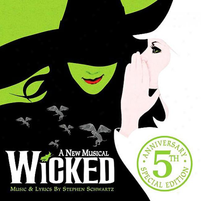 Wicked Soundtrack (5th Anniversary Special Impression) (2cd)