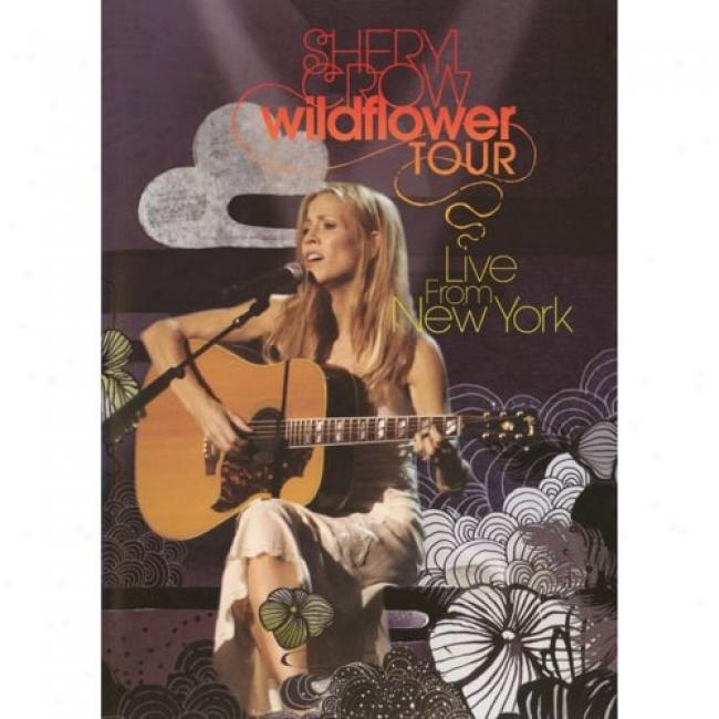 Wildflower Tour: Live From New York (music Dvd) (amaray Case)