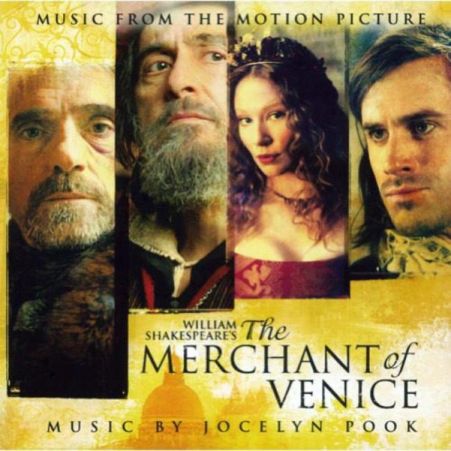 William Shakespeare's The Mdrchant Of Venice Soundtrack