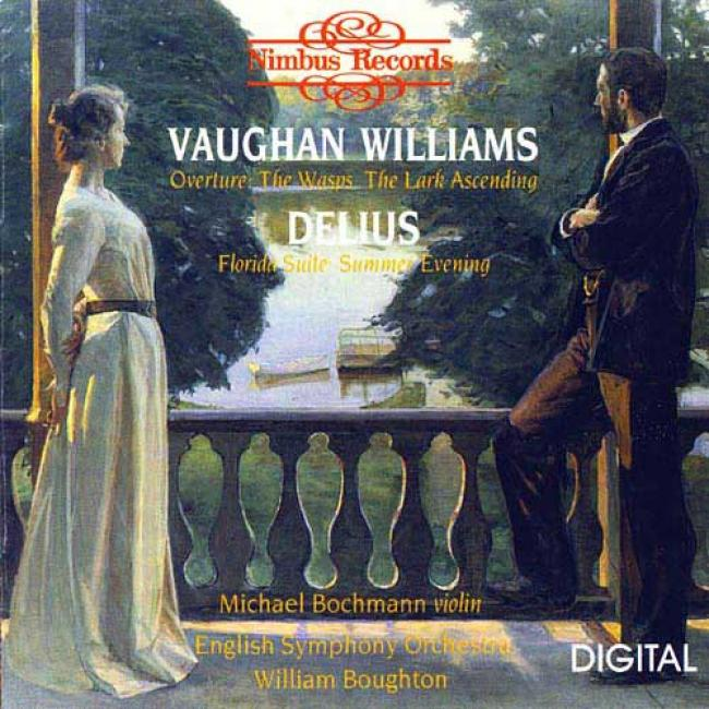 Williams: Wasps/lark Ascending - Delius: Florida Suite/summer Evening