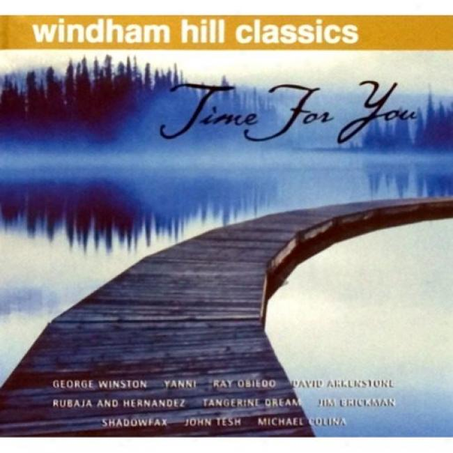 Windham Hill Classics: Time For You (remaster)