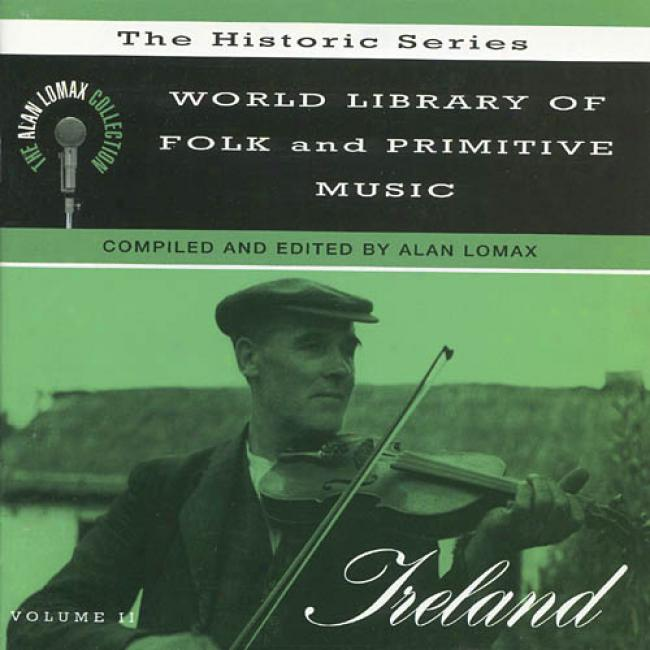 World Library Of Folk And Primitive Music, Vol.2: Ireland