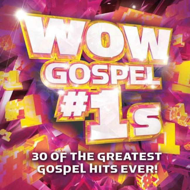 Wow Gospel #1s: 30 Of The Greatest Gospel Hits Always! (2cd)