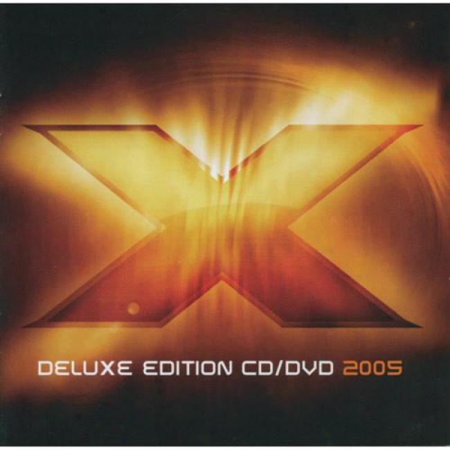X 2005: 17 Christian Rock Hits (deluxe Edition) (includes Dvd)