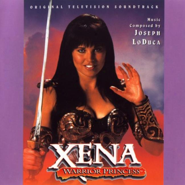 Xena Warrior Princess Soundtrack (original Tv)