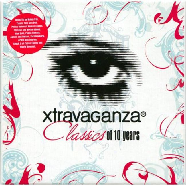 Xtravaganza: Classics Of 10 Years (3 Disc Box Set)
