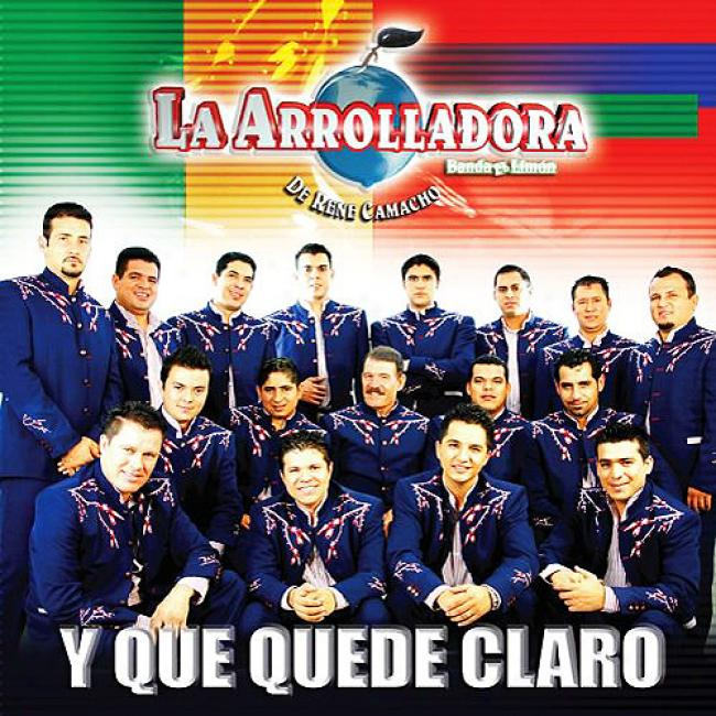 Y Que Quede Claro (collector's Edition) (includes Dvd)