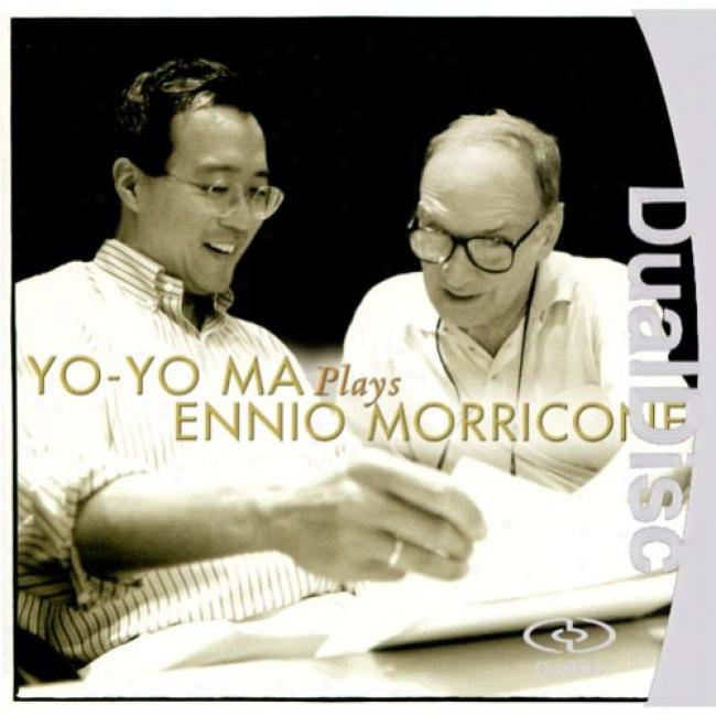 Yo-yo Ma Plays Ennio Morricone (dual-disc) (cd Slipcase)