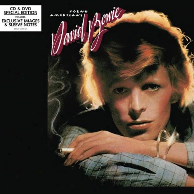 Young Americans (Specific Edition) (includes Dvd) (cd Slipcase)