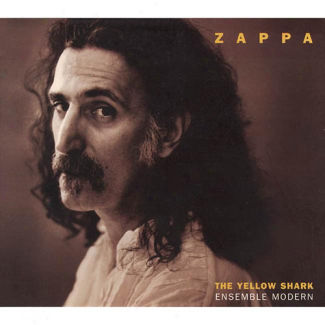 Zappa: The Yellow Shark (digi-pak) (cd Slipcase)