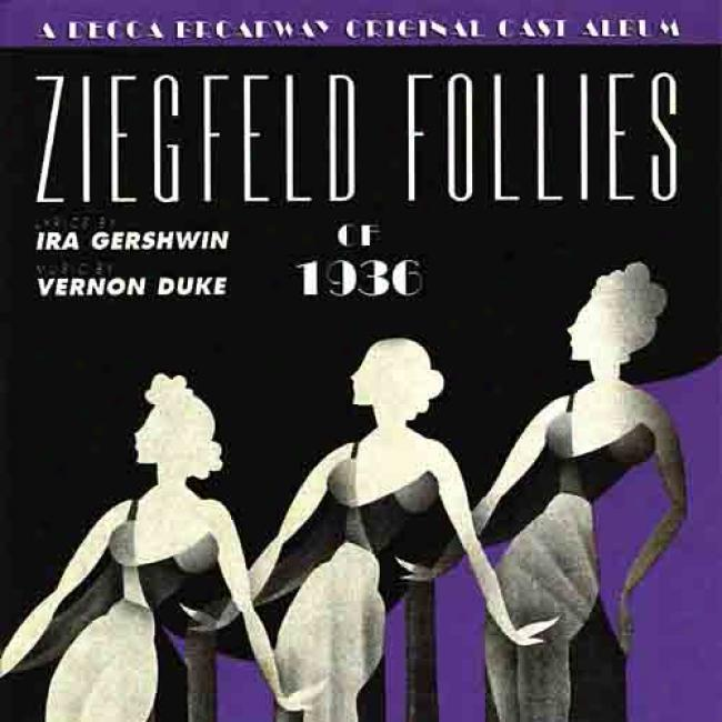 Ziegfeld Follies Of 1936 Soundtrack (cd Slipcase)