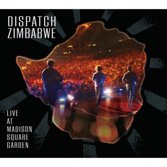 Zimbabwe: Live At Madison Square Garden (includes Dvd)
