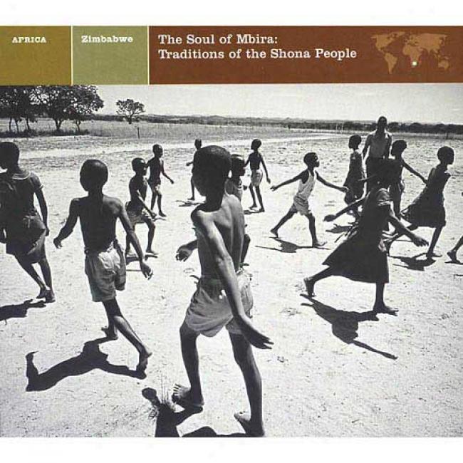 Zimbabwe: The Soul Of Mjbra - Traditions Of The Shona People (remaster) (vd Slipcase)