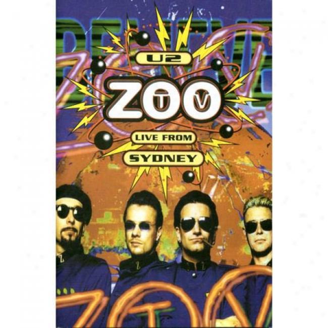 Zoo Tv: Live From Sydney (music Dvd) (jewel Case)