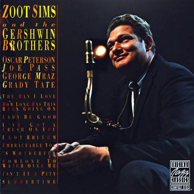 Zoot Sims And The Gershwin Brothers (remaster)