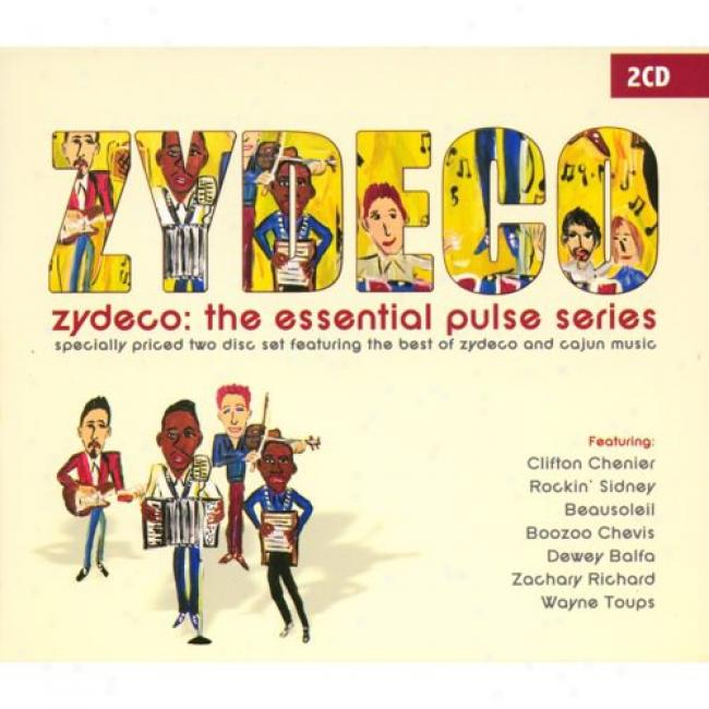 Zydeco: The Essential Pulse Series (2cd) (cd Slipcase)