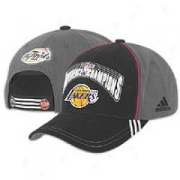 Adidas '08 Nba Conference Champion Lr Cap