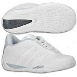 Adidas Big Kids Goodyear Race Leather