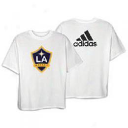 Adidas Big Kids La Galaxy Monster Crest Teee