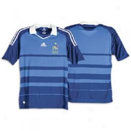 Adidas France Home Jersey - Men's