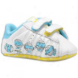 Adidas Infants Superstar 2 Mr. Bump