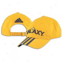 Adudas La Galaxy 3 Stripes Hat
