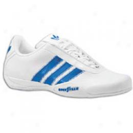 Adidas Little Kids Goodyear Race Leather