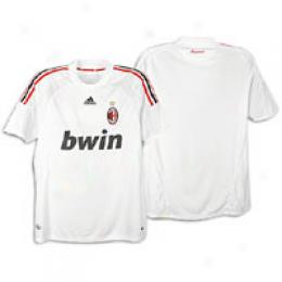 Adidas Men's Ac Milan Away Jsy