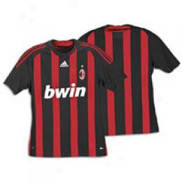 Adidas Men's Ac Milan Home Jersey