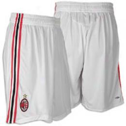 Adidas Men's Ac Milan Home/away Short