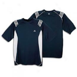 Adidas Men's Adept Climacool Short-sleeve Tee
