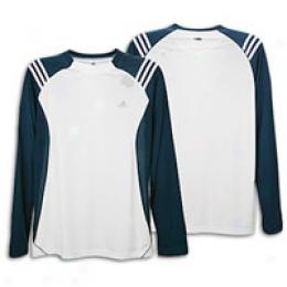 Adidas Men's Adept Climacool Long-sleeve Tee