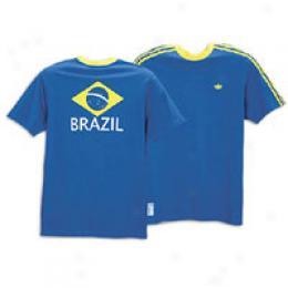Adidas Men's Brazil Tee