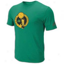 Adidas Men's Celtics Shamrock 17 Tee